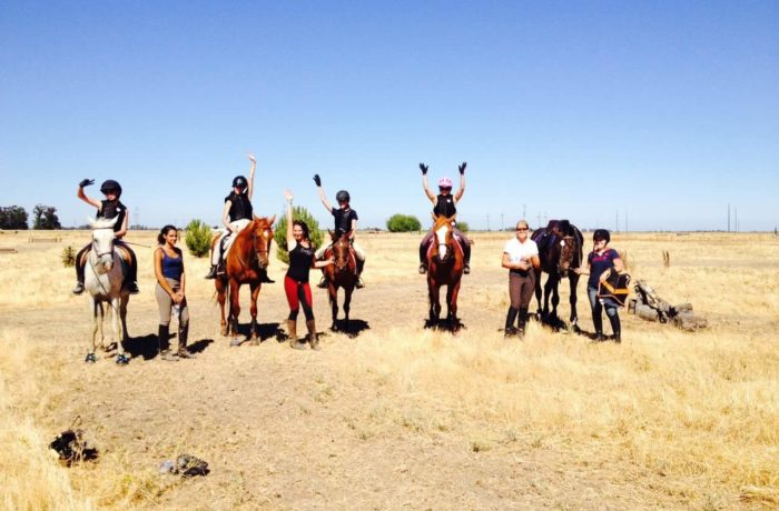 Trail Riding & Fun Days