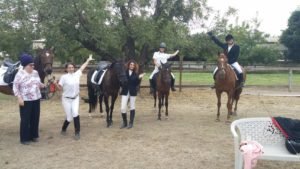 Sacramento Eventing Training
